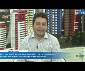 TV O Dia - O DIA NEWS 13 11 2019  Evandro Hidd (Vereador de Teresina - PDT) - Eleições 2020