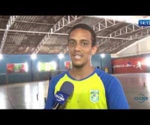 TV O Dia - O DIA NEWS 18 11 2019  Badminton: atleta piauiense na luta por uma vaga olímpica