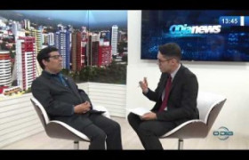O DIA NEWS 18 11 2019  Paulo Fernando (Sec. Adjunto da Sec. Idoso do Gov  Federal) - Saúde