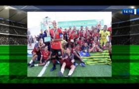 O DIA NEWS 18 11 2019  Taça Brasil Fut7:  Piauienses ficam com o título e com o vice campeonato