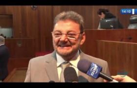 O DIA NEWS 21 11 2019  Ex. Gov. Wilson Martins fala da indicação de Rodrigo Martins ao HUT