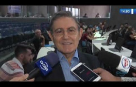O DIA NEWS 21 11 2019  Ricardo Bandeira (Sec. Mun. Economia Solidária) - Indecisões no PSL-PI