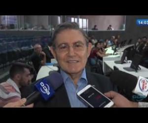 TV O Dia - O DIA NEWS 21 11 2019 Ricardo Bandeira (Sec. Mun. Economia Solidária) - Indecisões no PSL-PI