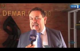 O DIA NEWS 21 11 2019  Silas Freire (ex-Deputado Federal - Republicanos) - Eleições 2020
