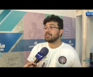 TV O Dia - O DIA NEWS 21 11 2019 Taekwondo do Piauí vai participar da Copa do Brasil