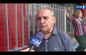 O DIA NEWS 22 11 2019  Bancários de Teresina fazem manifestação contra a Medida Provisória 9