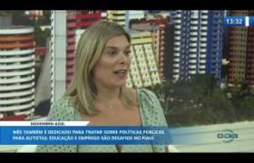 O DIA NEWS 22 11 2019  Débora Kerches Neuropediatra   Autismo