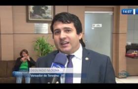 O DIA NEWS 22 11 2019  Deolindo Moura (Vereador de Teresina PT) - Carteira Verde Amarela