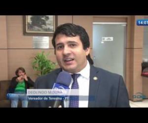 TV O Dia - O DIA NEWS 22 11 2019 Deolindo Moura (Vereador de Teresina PT) - Carteira Verde Amarela