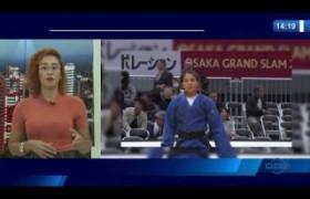 O DIA NEWS 22 11 2019  Judô:  Sarah Menezes no Grand Slam de Osaka, no Japão