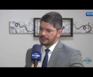 """TV O Dia - O DIA NEWS 22 11 2019 Welson Oliveira: lançamento do livro""""Processo Administrativo Tributári"""