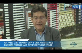 O DIA NEWS 25 11 2019  Andrade Júnior (Pres. CIEPI) - AIP passa a se chamar CIEPI