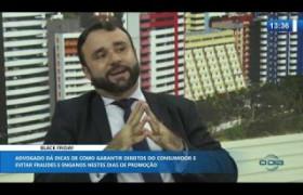 O DIA NEWS 29 11 2019  Jeremias Moura (Advogado especialista em direito do consumidor)