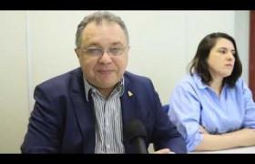 O DIA NEWS 2ª ed. (01.11.19) Florentino Neto (Sec. Saúde-PI) - 30 milhões em hospital de Parna�
