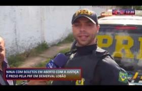 ROTA DO DIA (05.11) PRF prende em José de Freitas homem acusado de homicídio