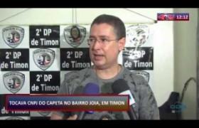 ROTA DO DIA 11.11.2019  Traficante preso no bairro Jóia, em Timon
