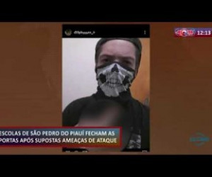TV O Dia - ROTA DO DIA 12.11.2019 Escolas de São Pedro do Piauí fecham as portas após supostas ameaças