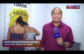 ROTA DO DIA 29 11 2019  Irmãs grávidas, sócias de
