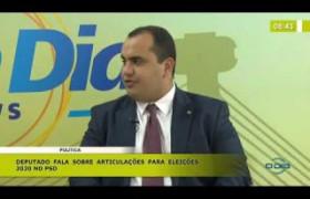BOM DIA NEWS 02 12 2019  Georgiano Neto (Pré-cand. a Pref. de Teresina PSD)