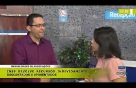 BOM DIA NEWS 04 12 2019  Daniel Lopes (Ger. Exec. INSS) - INSS devolve recursos a aposentados