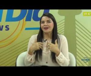 TV O Dia - BOM DIA NEWS 04 12 2019 Teresa Britto (Dep. Estadual - PV)