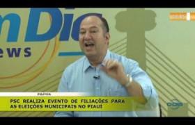BOM DIA NEWS 05 12 2019  Pastor Everaldo Pereira (Pres. Nac. PSC) -  Filiações do partido