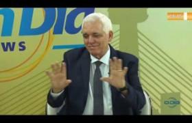 BOM DIA NEWS 05 12 2019  Themístocles Filho (Dep. Est. MDB) - Articulações para eleições munic