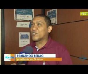 TV O Dia - BOM DIA NEWS 10 12 2019 STRANS realiza consulta sobre transporte público de Teresina
