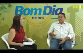 BOM DIA NEWS 12 12 2019  Sérgio Bandeira (Vice-pres. Estadual - Podemos) - Eleições 2020