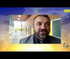 TV O Dia - BOM DIA NEWS 12 12 2019 Servidores comentam sobre a PEC da Previdência Estadual