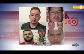 LINHA DE FOGO (03 12) POLÍCIA PRENDE LÍDER DA QUADRILHA QUE ROUBOU BANCOS EM CAMPO MAIOR
