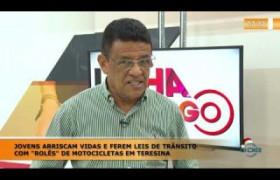 LINHA DE FOGO (27 12) JOVENS ARRISCAM VIDAS E FERE LEIS DE TRANSITO COM