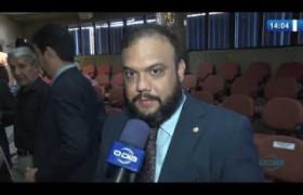 O DIA NEWS 02 12 2019  Ziza Carvalho, PT, fala da expectativa do seu retorno à ALEPI
