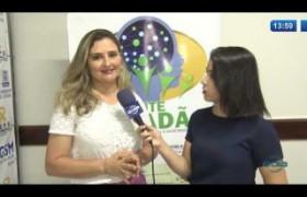 O DIA NEWS 03 12 2019  Patrícia Monte (idealizadora do Projeto Mente Cidadã)