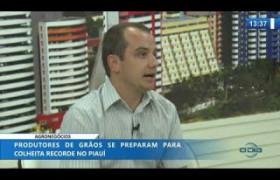 O DIA NEWS 03 12 2019  Rafael Maschio (Dir. Exec. APROSOJA) - Agronegócios