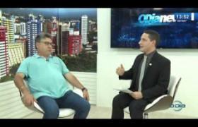 O DIA NEWS 04 12 2019  João Madson (Dep. Estadual MDB) - Regulamentação fundiária
