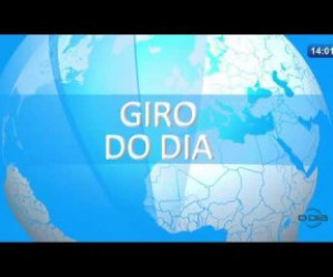 TV O Dia - O DIA NEWS 06 12 2019  Giro do Dia
