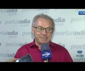 TV O Dia - O DIA NEWS 06 12 2019  PT admite possibilidade de aliança com PSDB no 2º turno em THE