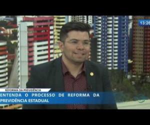 TV O Dia - O DIA NEWS 09 12 2019 Marcos Maciel (Advogado previdenciário) - Reforma da previdência estadual