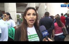 O DIA NEWS 09 12 2019  Protesto contra a reforma da previdência dos servidores estaduais