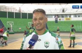 O DIA NEWS 10 12 2019  Decisão do Campeonato Piauiense de Futsal