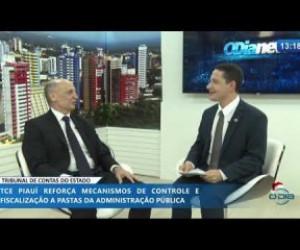 TV O Dia - O DIA NEWS 12 12 2019 Abelardo Vilanova (Pres. TCE-PI) - Tribunal de Contas do Estado