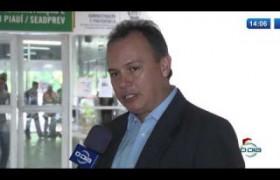 O DIA NEWS 12 12 2019  Ricardo Pontes (Pres. PiauiPrev) - Mudanças na Previdência estadual