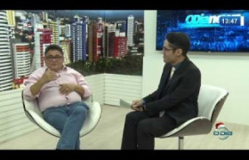 O DIA NEWS 16 12 2019  Cícero Magalhães (Pres. Municipal PT) - Crescimento de Fábio Novo