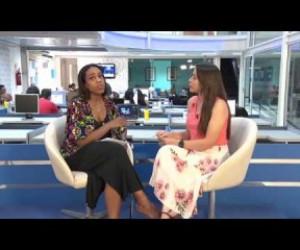 TV O Dia - O DIA NEWS 2ª ed. 06 12 2019  Biá Boakari com a programação cultural do final de semana
