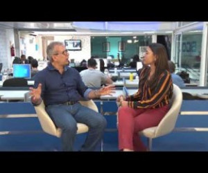 TV O Dia - O DIA NEWS 2ª ed. 12 12 2019 João Vicente Claudino (Pres. Estadual do PTB) - Eleições 2020