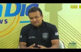 BOM DIA NEWS 06 01 2020  Fábio Abreu (Sec. Segurança - PI) - Investimento na segurança