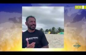 BOM DIA NEWS 07 01 2020  Famosos de férias em Barra Grande-PI