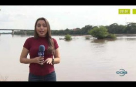 BOM DIA NEWS 08 01 2020  Monitoramento dos rios com a chegada das chuvas