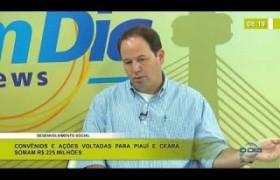 BOM DIA NEWS 09 01 2020  Inaldo Guerra (Sup. Regional da CODEVASF) - Desenvolvimento social